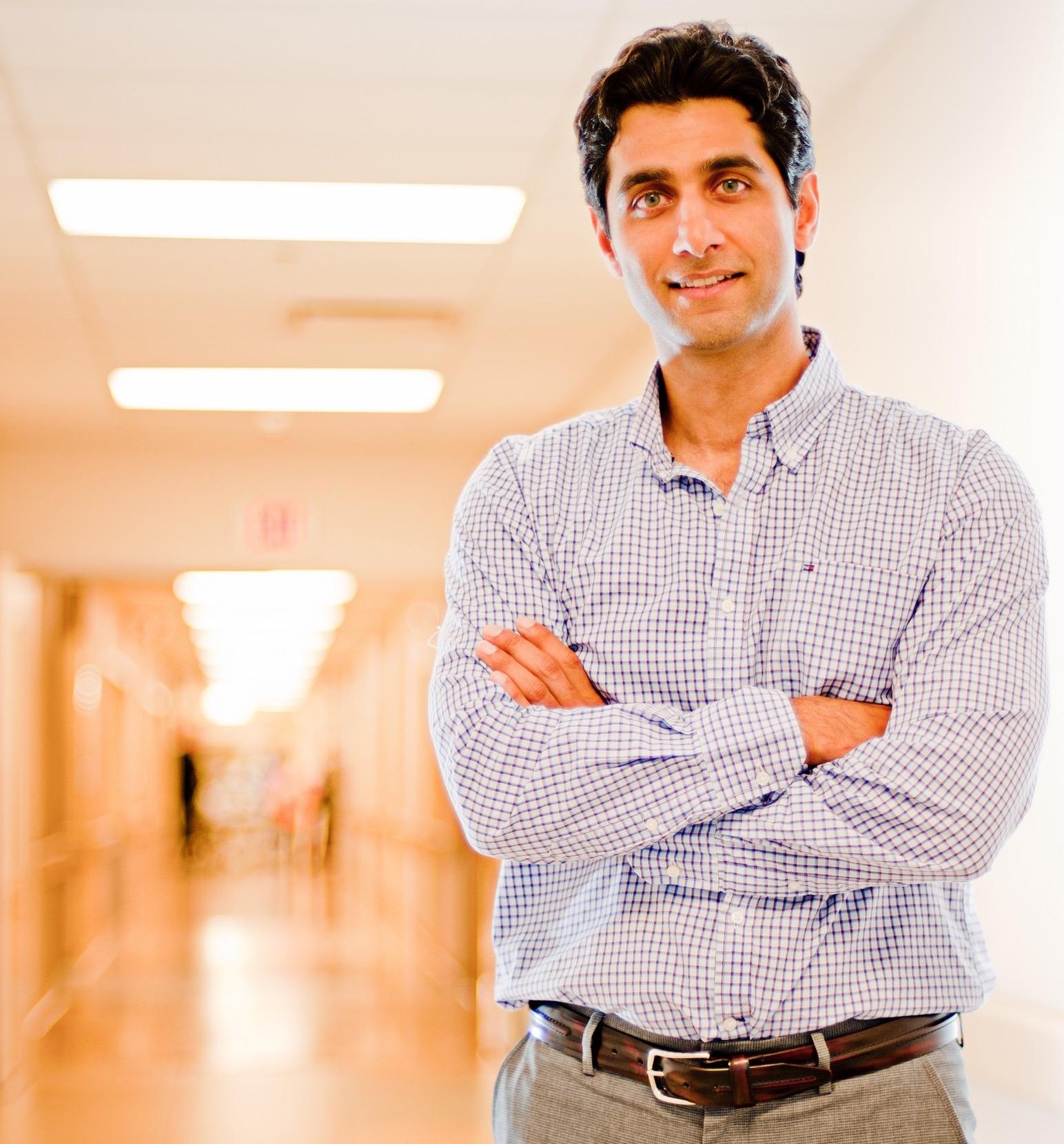 Dr. Kashif Irshad, MD, MSc, FRCSC
